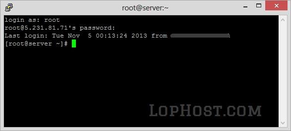 login-root