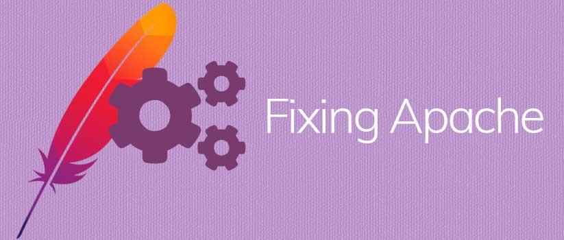 apache-fixing